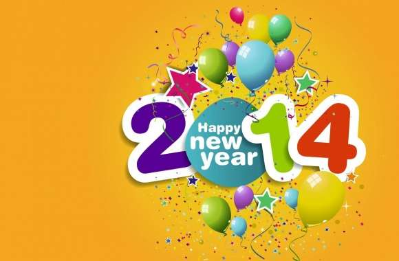 Happy New Year 2014 wallpapers hd quality