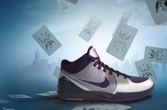 Kobe IV  Nike Basketball Sneakers wallpapers hd quality
