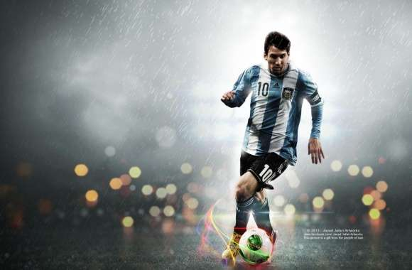 Leo Messi 10 wallpapers hd quality