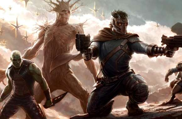 Marvel Guardians of the Galaxy
