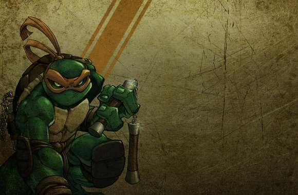 Michelangelo Teenage Mutant Ninja Turtles