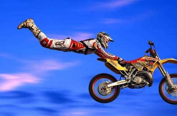 Motocross Jumps wallpapers hd quality