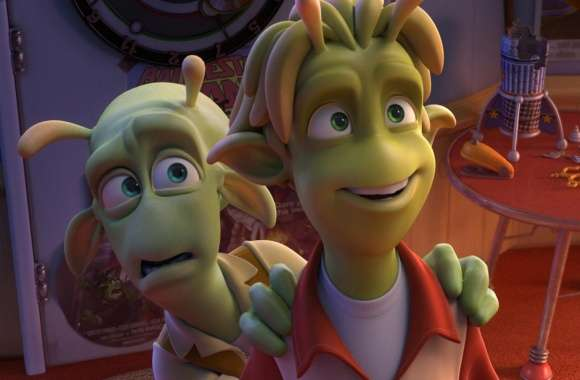 Planet 51 Movie II