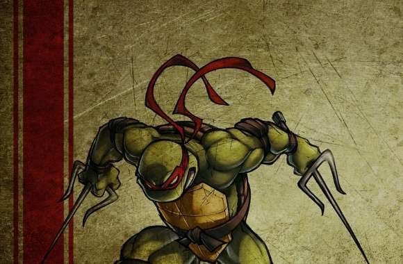 Raphael Teenage Mutant Ninja Turtles