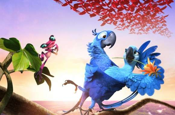 Rio 2 Movie 2014 wallpapers hd quality
