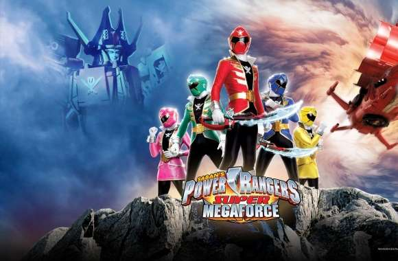 Sabans Power Rangers Super Megaforce