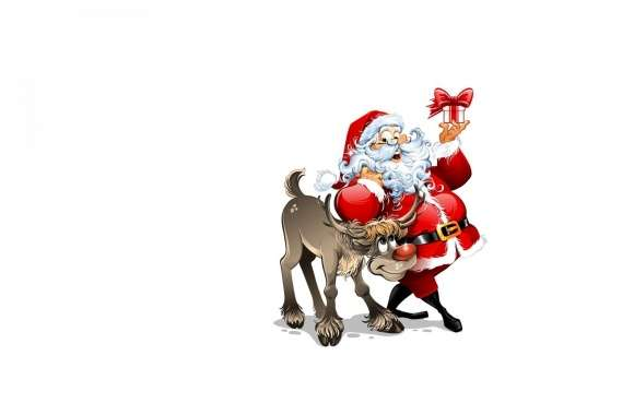 Santa Claus wallpapers hd quality