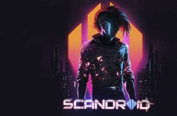 Scandroid - Klayton Celldweller wallpapers hd quality