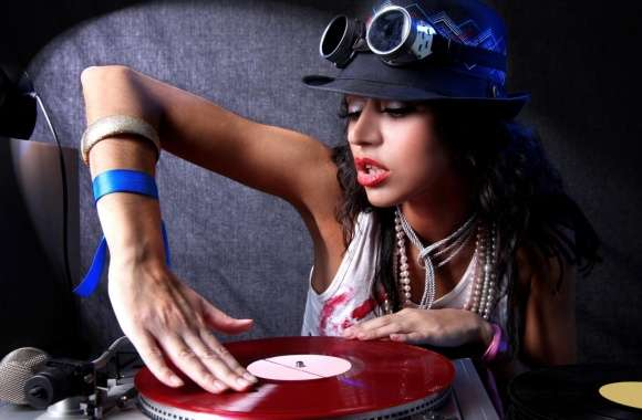 Sexy DJ Girl wallpapers hd quality