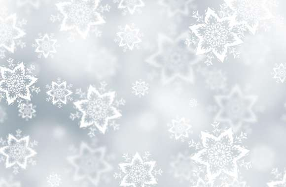 Snowflakes Texture wallpapers hd quality