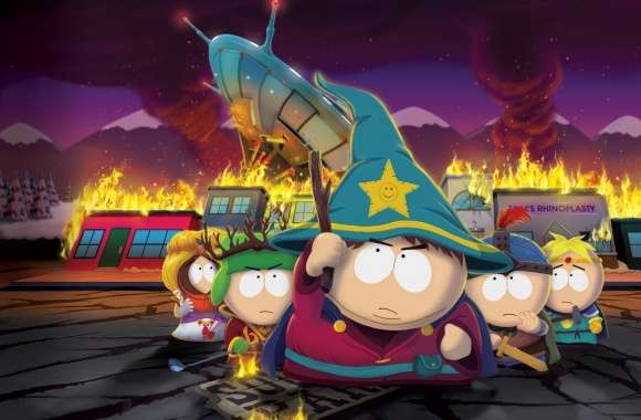 South Park The Stick of Truth 2014