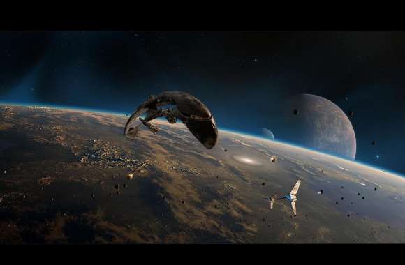 Spaceships in Space