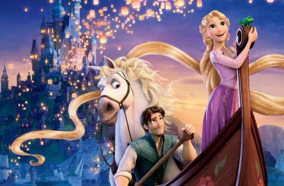 Tangled Musical Film