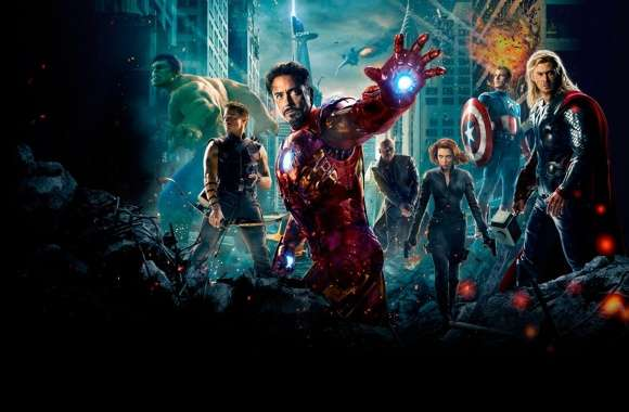 The Avengers (2012) - Resurrection