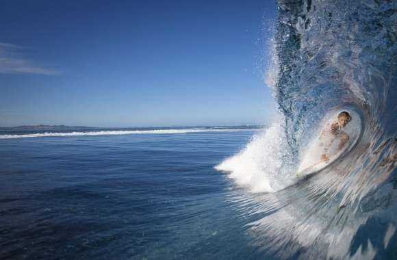 The Big Wave wallpapers hd quality