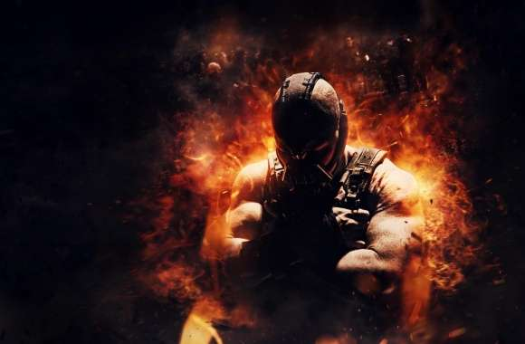 The Dark Knight Rises Bane wallpapers hd quality