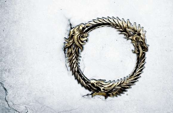 The Elder Scrolls Online Ouroboros Medallion