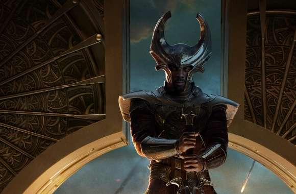 Thor the Dark World Heimdall