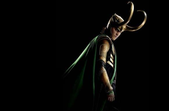 Thor The Dark World Tom Hiddleston as Loki