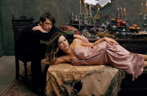 Van Helsing - Hugh Jackman And Kate Beckinsale