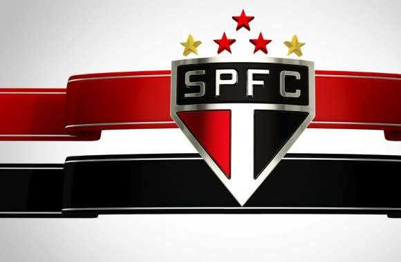 Wallpaper SPFC - white version wallpapers hd quality