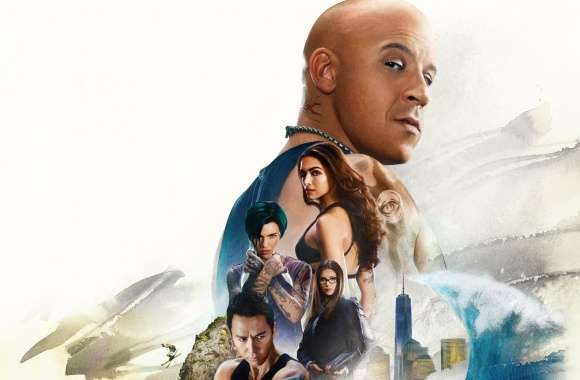 XXX Return of Xander Cage 2017