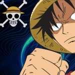 One Piece Luffy widescreen