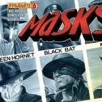 Masks Comics PC wallpapers