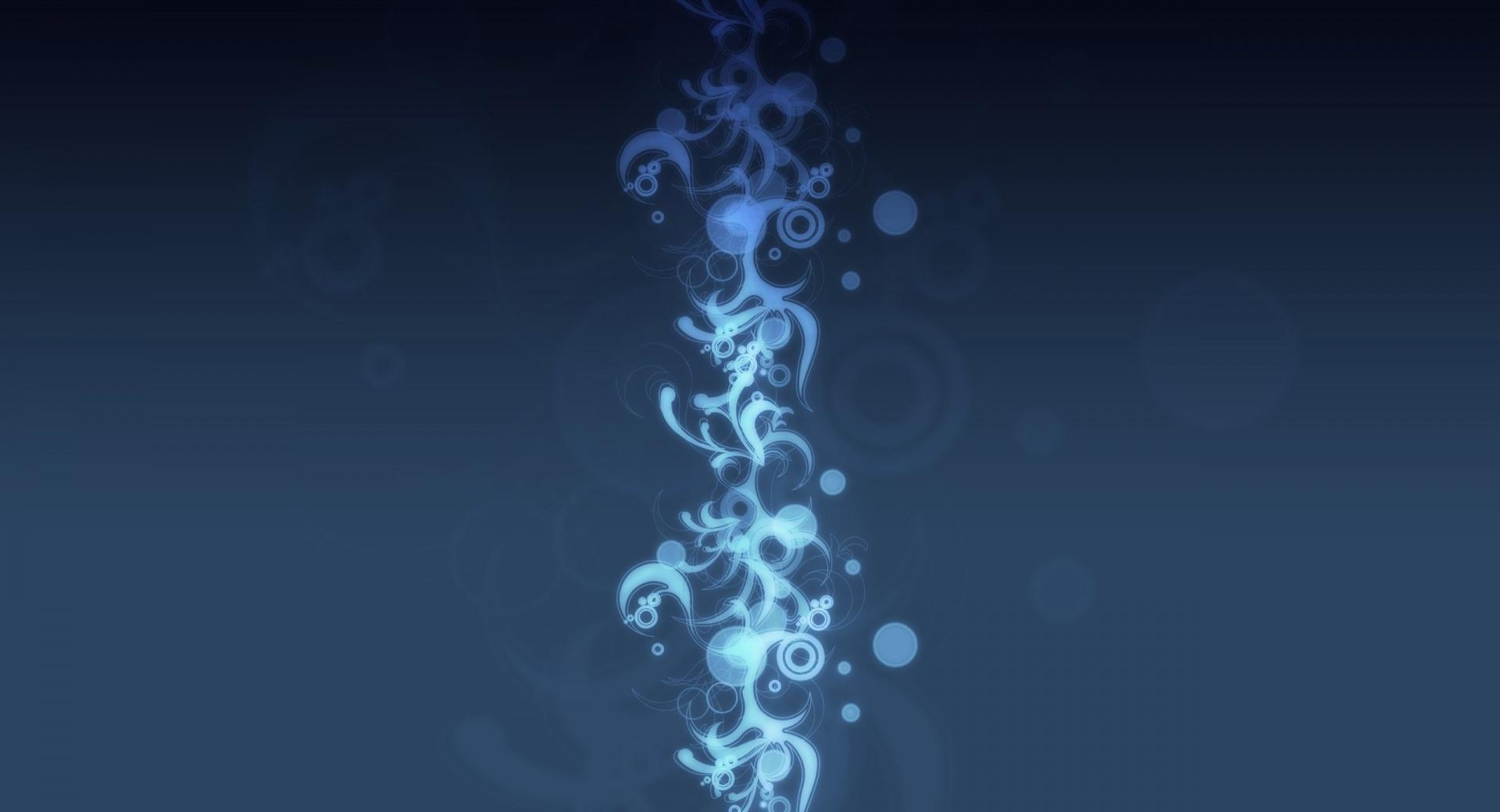 Abstract Design (Blue) wallpapers HD quality