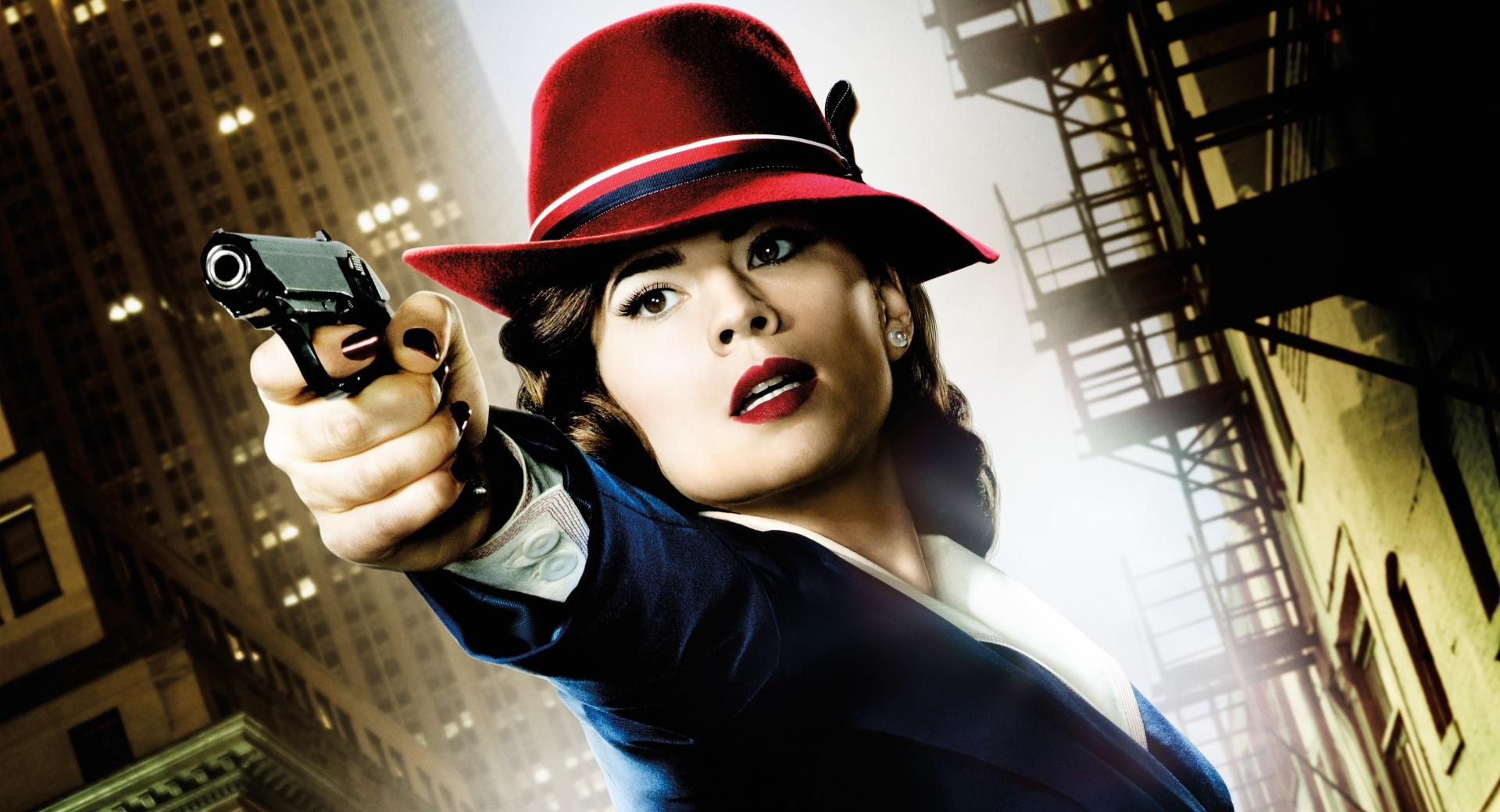 Agent Carter Hayley Atwell 2015 wallpapers HD quality