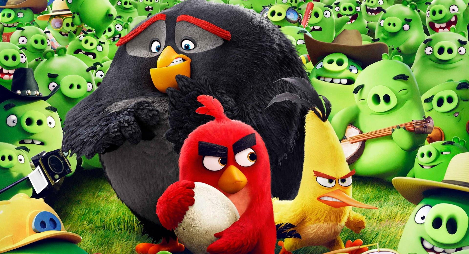 Angry Birds Animation Movie wallpapers HD quality