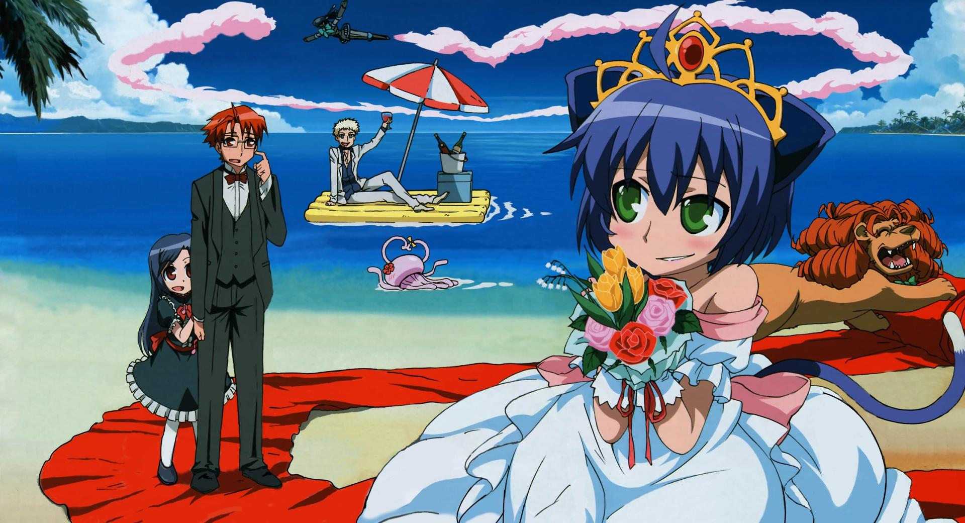 Anime Wedding wallpapers HD quality