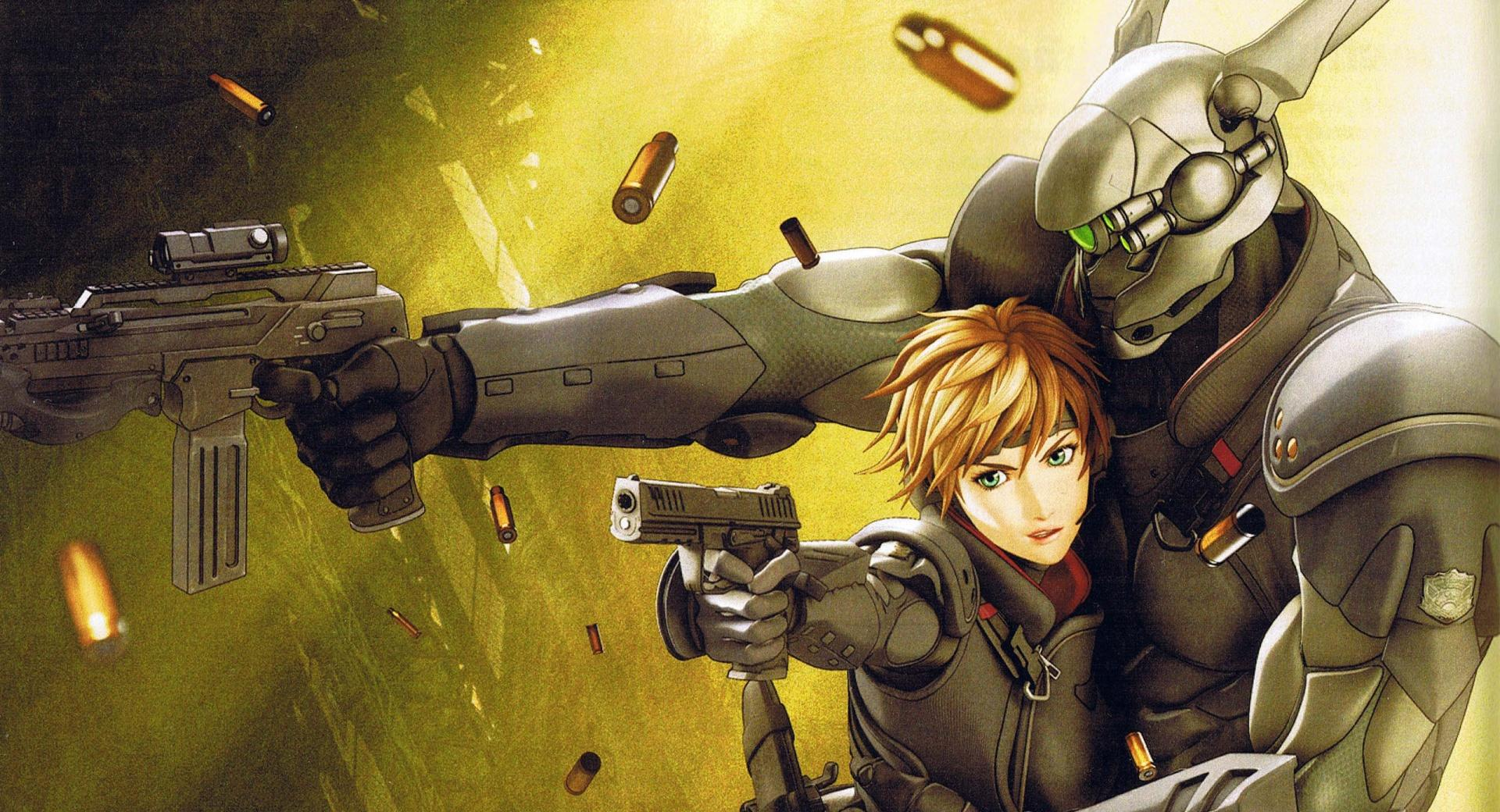 Appleseed Ex Machina wallpapers HD quality