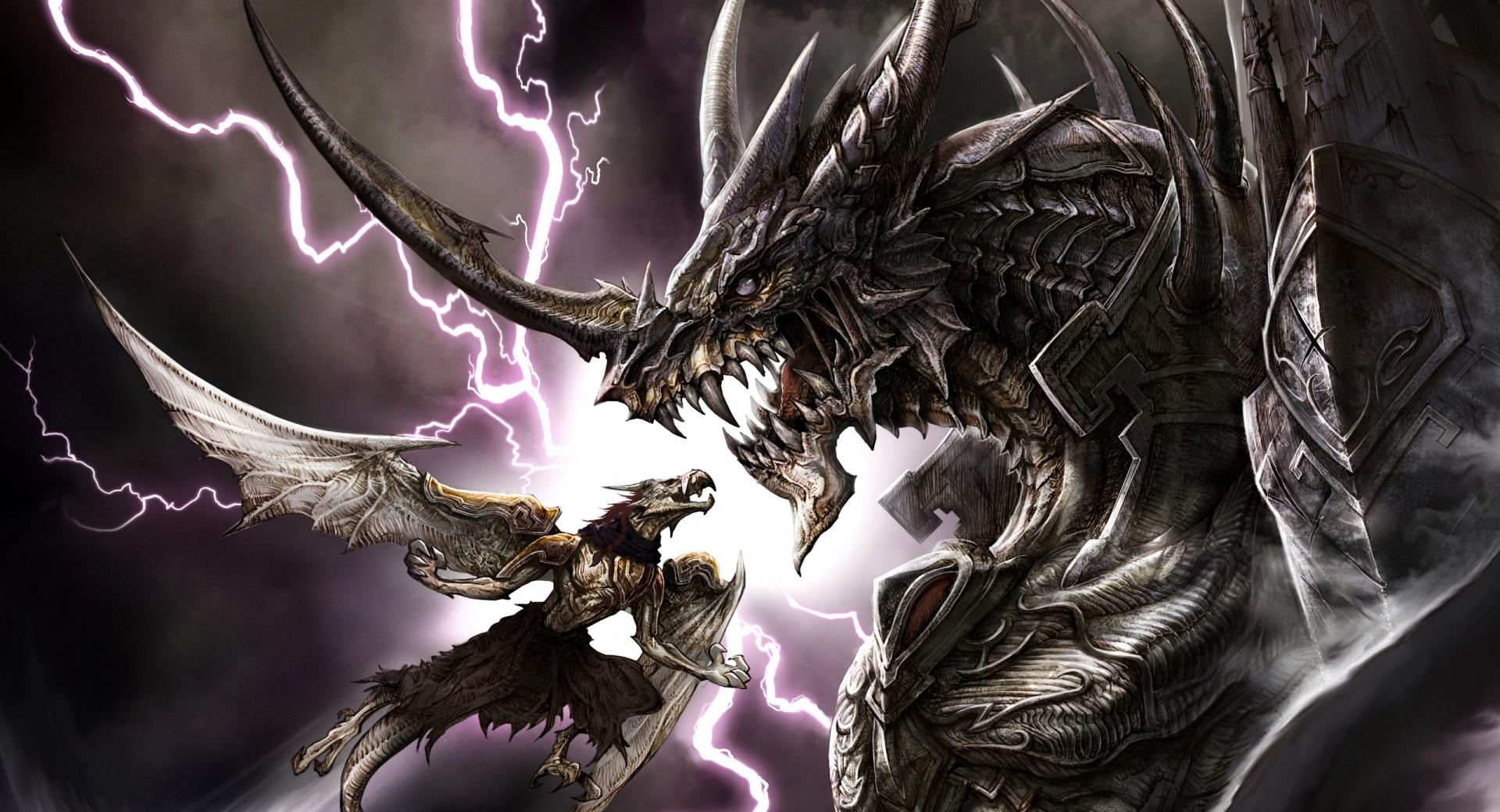 Armored Dragons at 640 x 1136 iPhone 5 size wallpapers HD quality