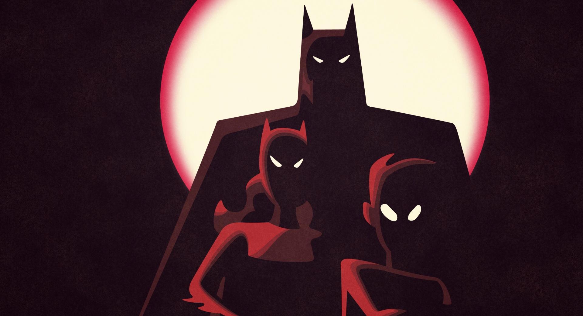 Batman Robin And Batgirl wallpapers HD quality
