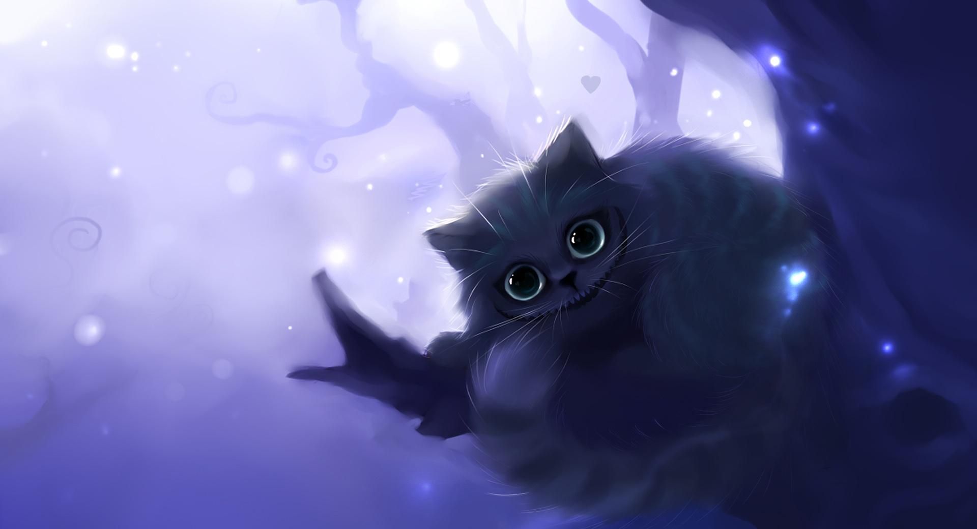 Cheshire Cat Smile wallpapers HD quality
