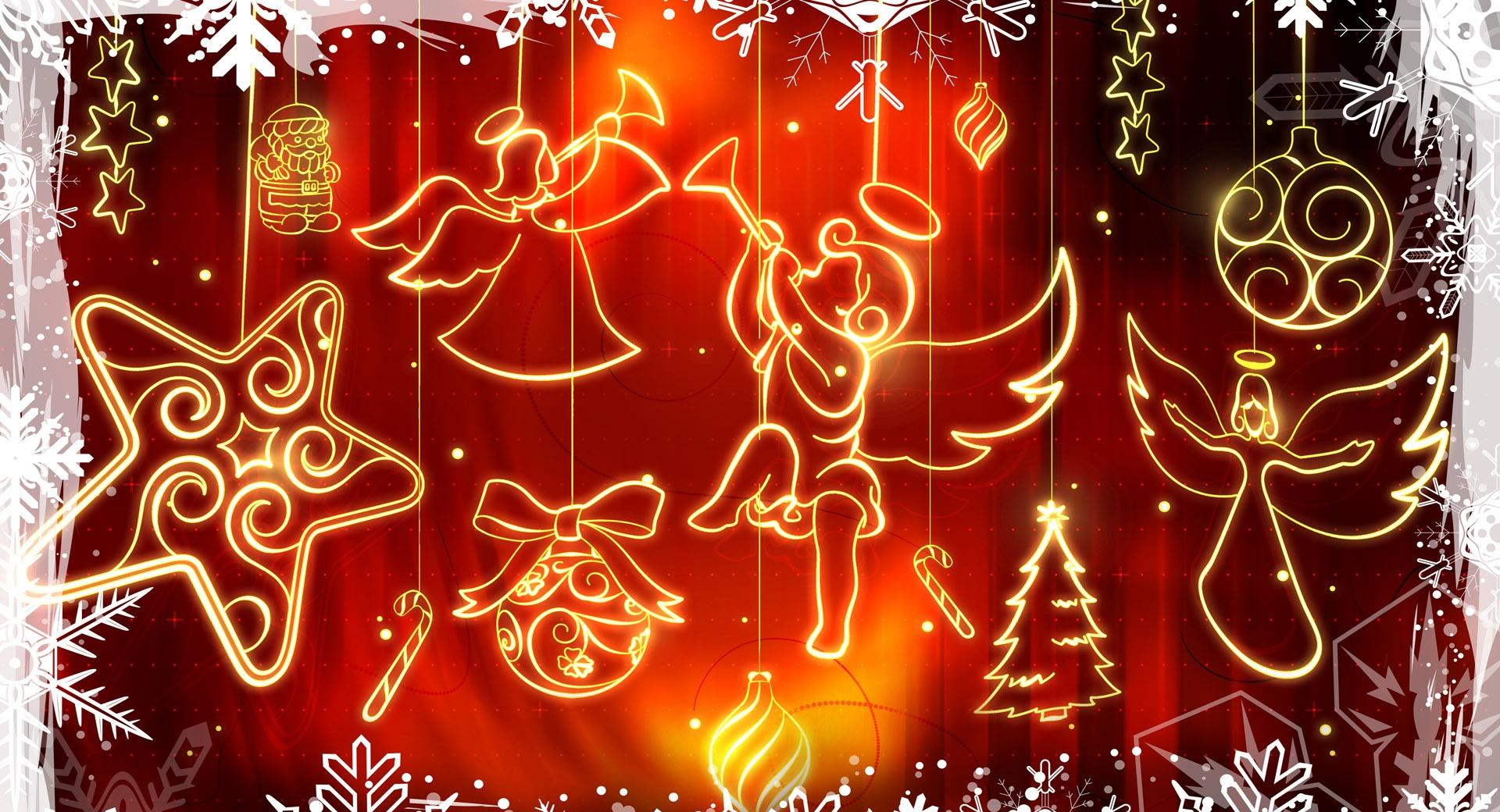 Christmas Is Here wallpapers HD quality