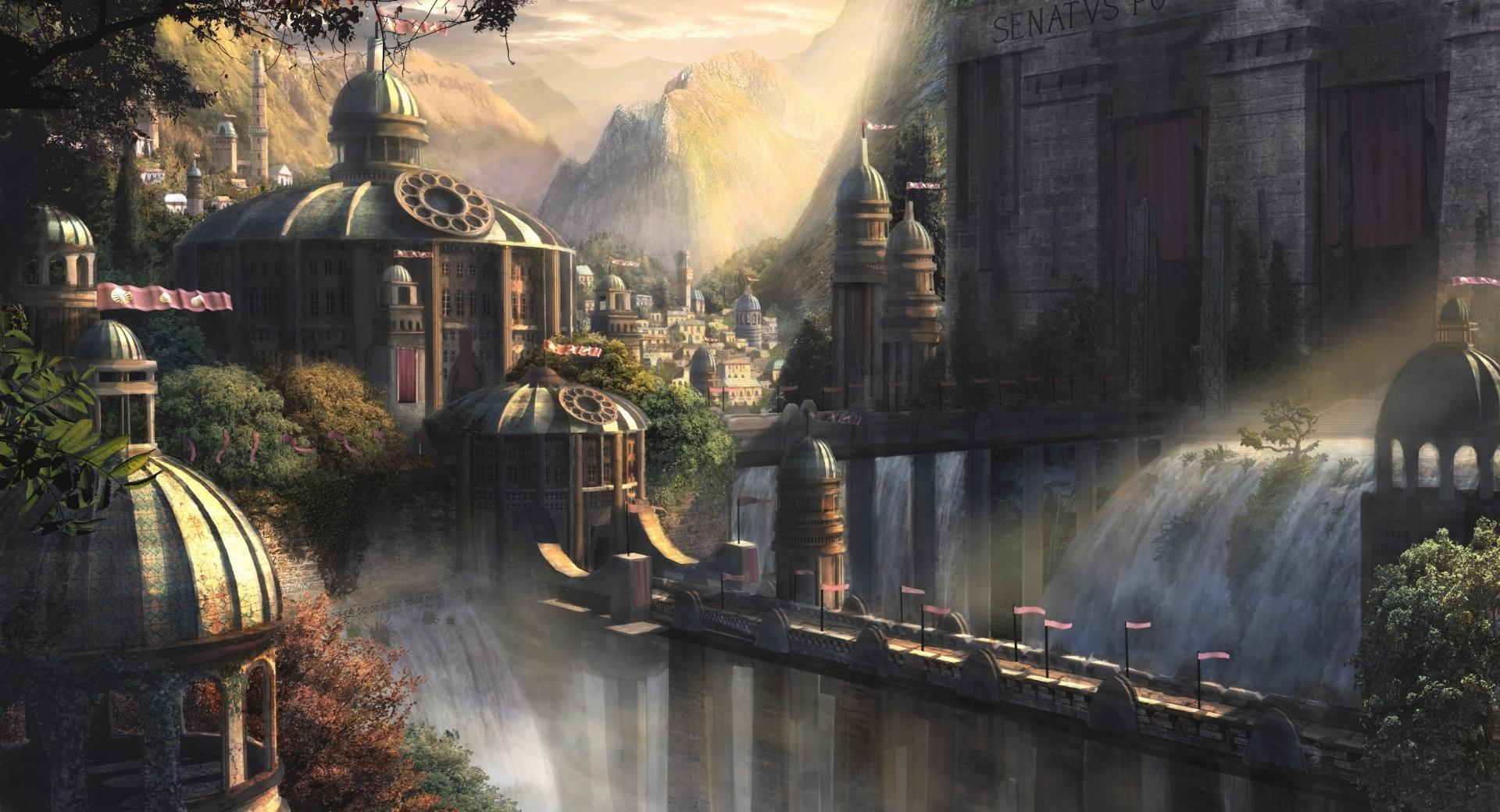 City Of Elfs wallpapers HD quality