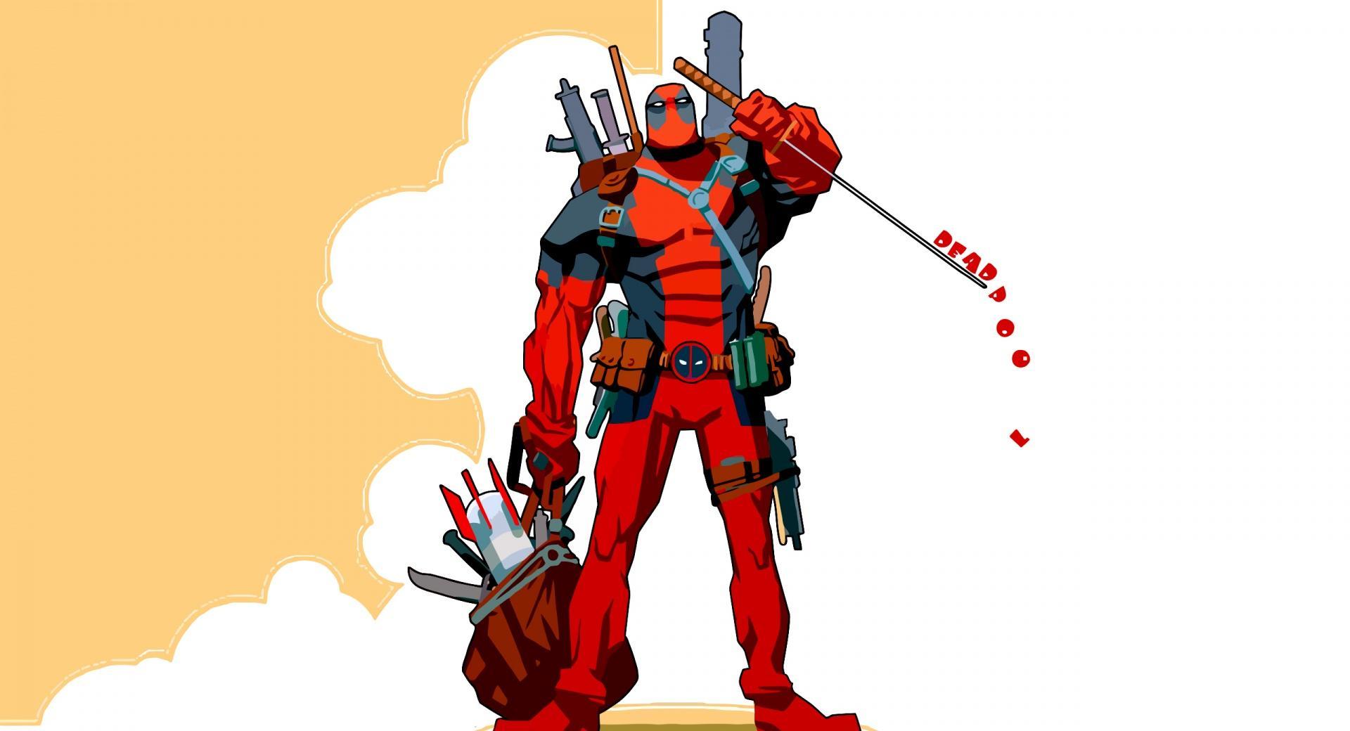 Deadpool (Wade Wilson) wallpapers HD quality