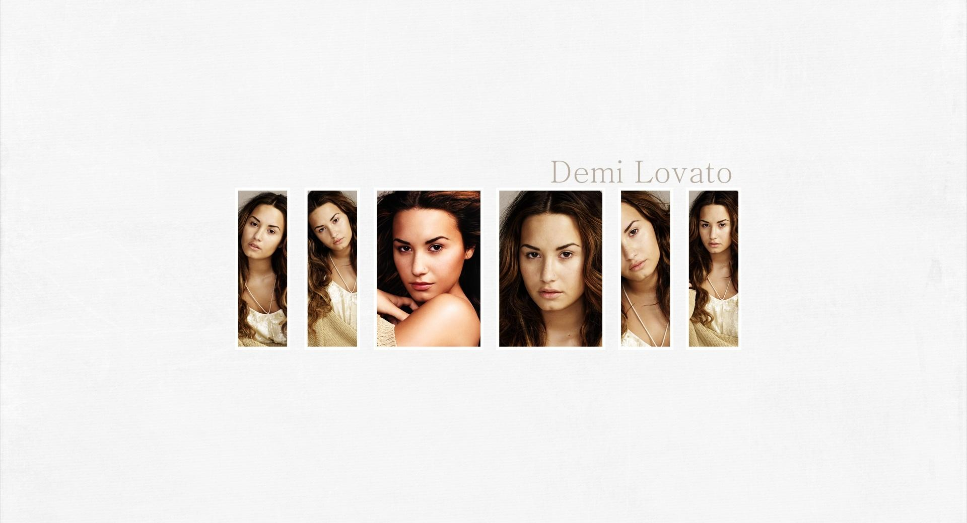 Demi Lovato No Makeup at 1334 x 750 iPhone 7 size wallpapers HD quality