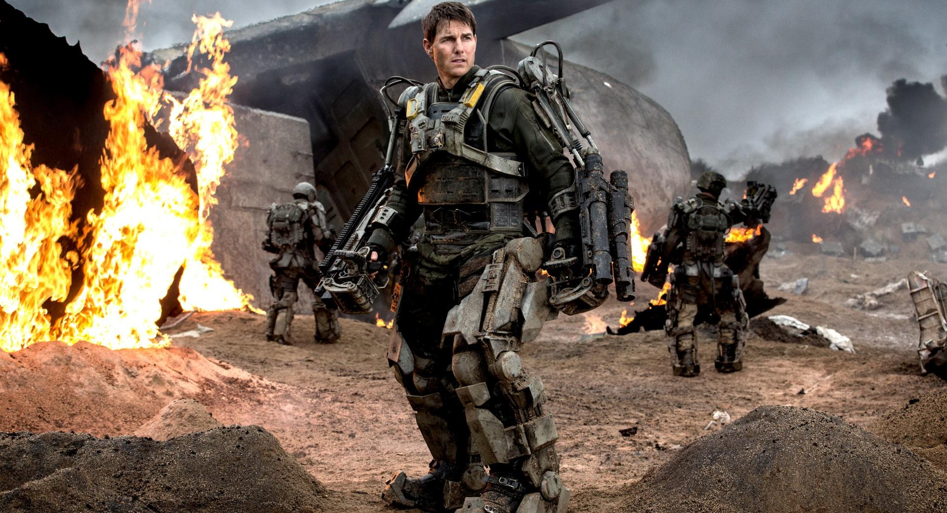 Edge of Tomorrow Aliens wallpapers HD quality