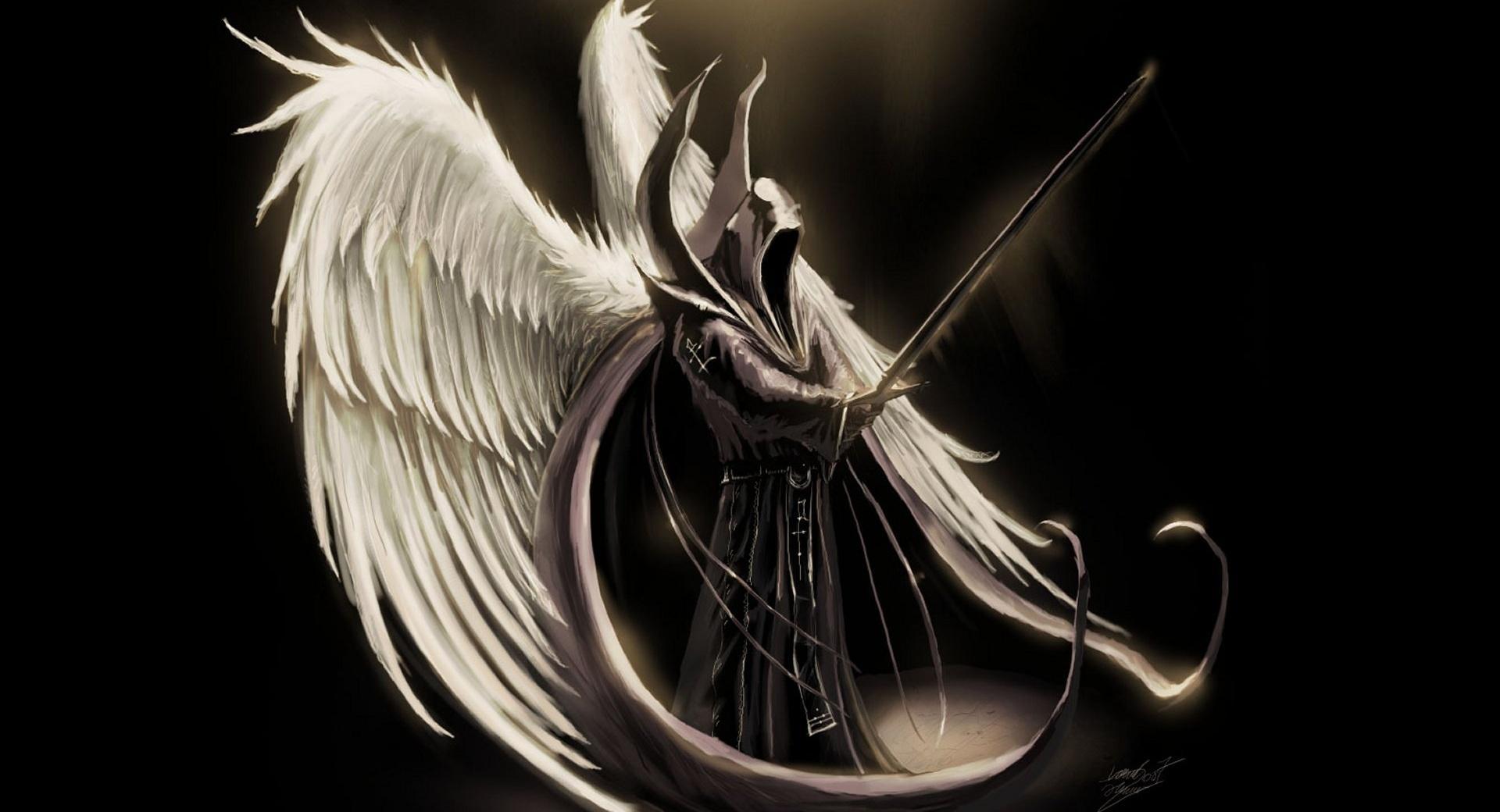 Fallen Angel Art wallpapers HD quality