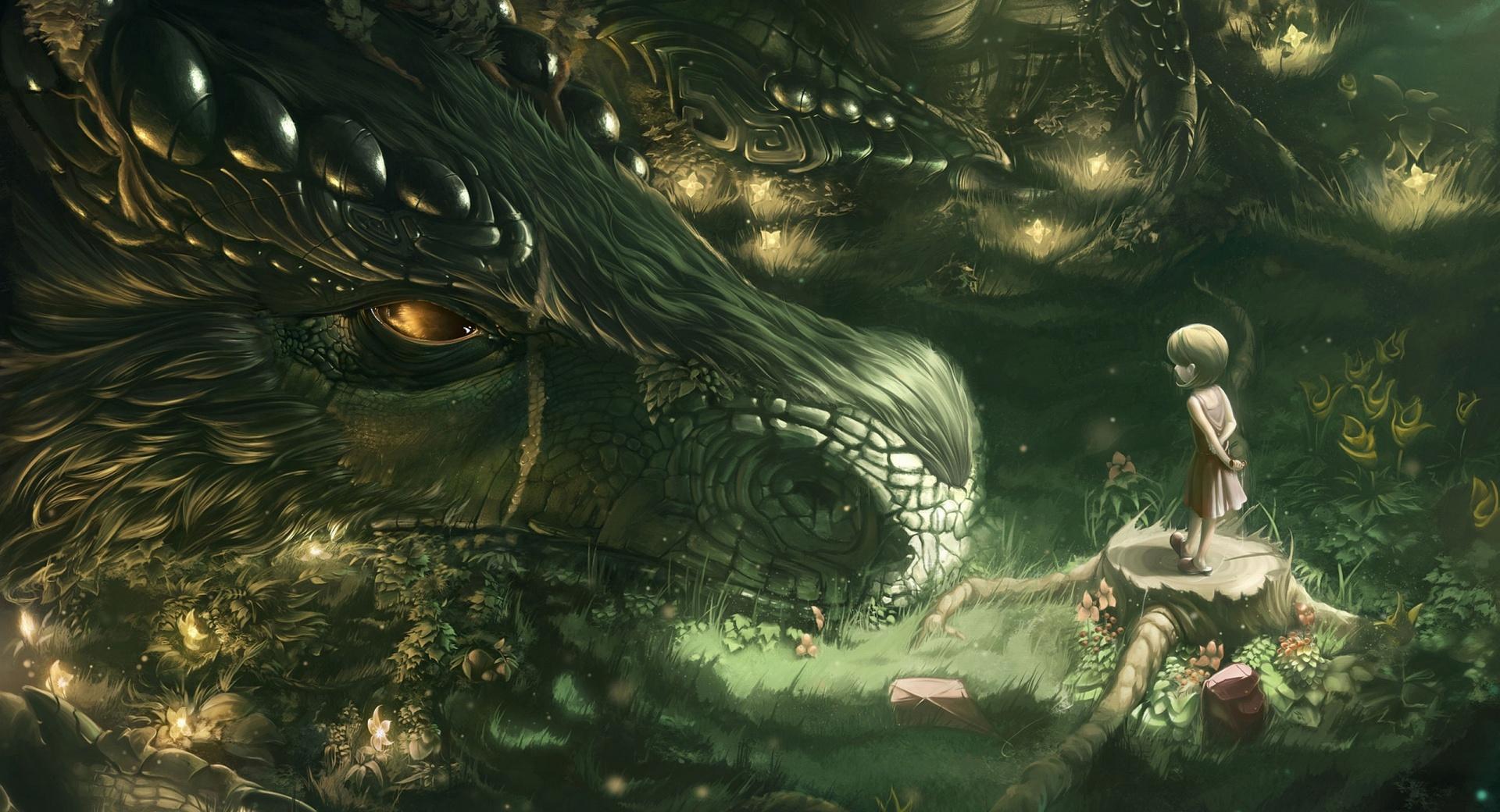 Fantasy Dragon wallpapers HD quality