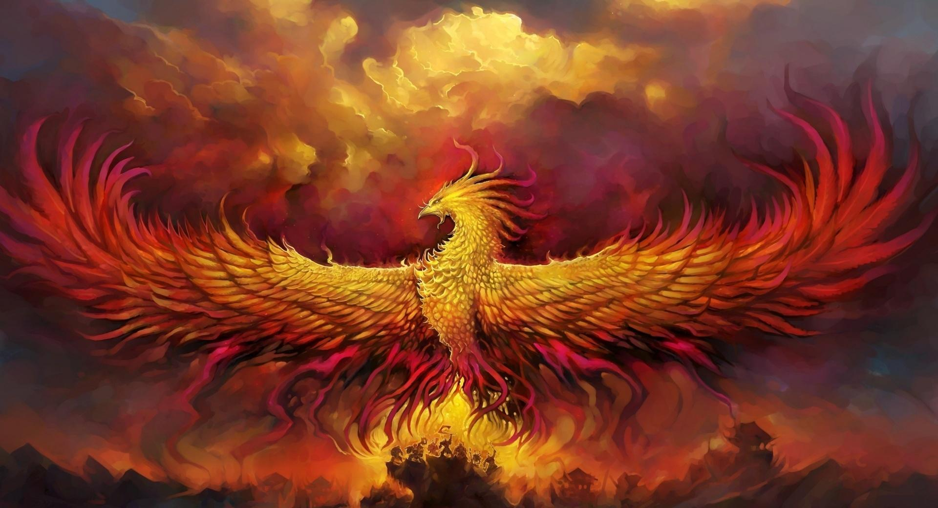Fantasy Phoenix wallpapers HD quality