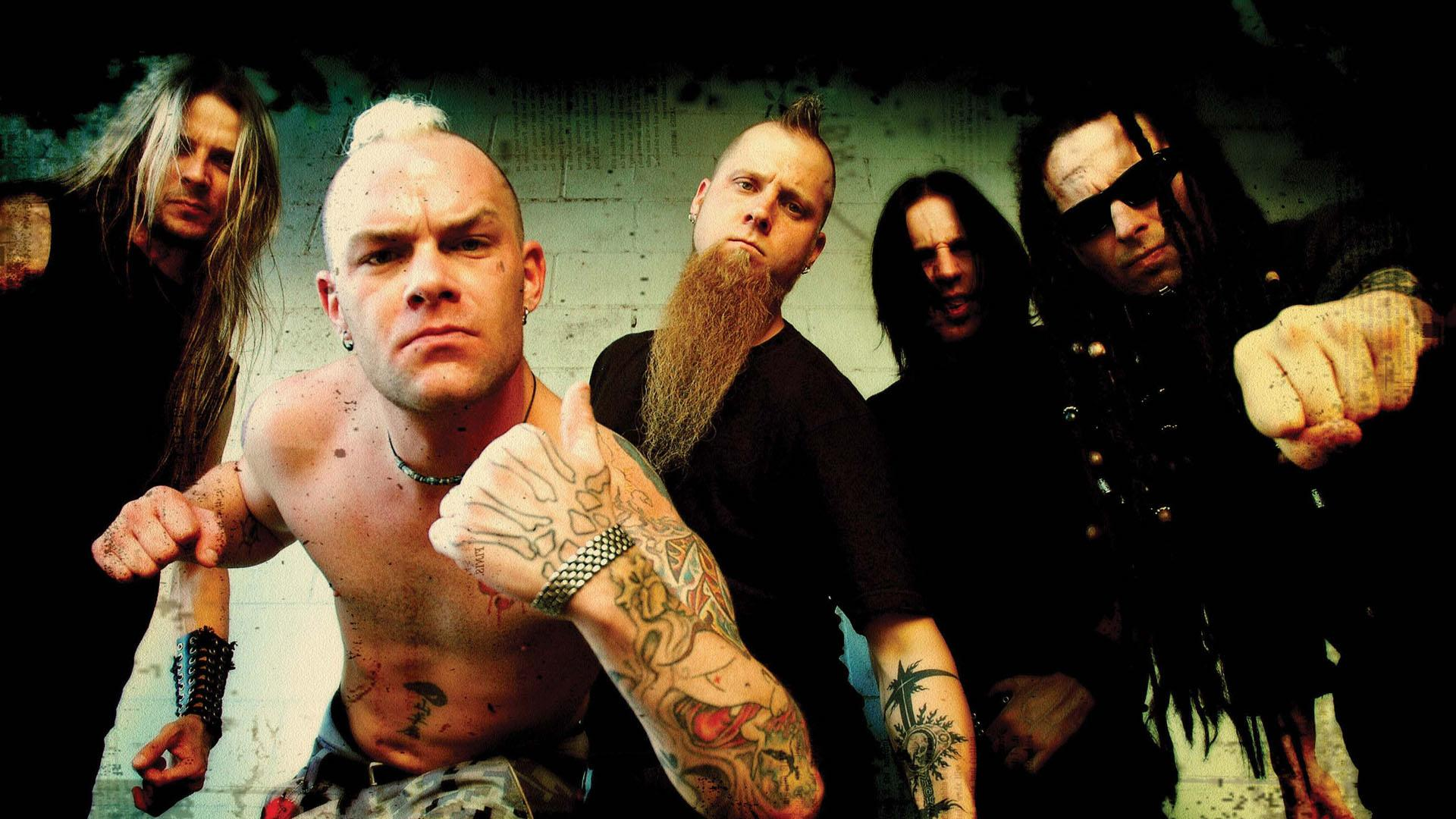 Five Finger Death Punch wallpapers HD quality
