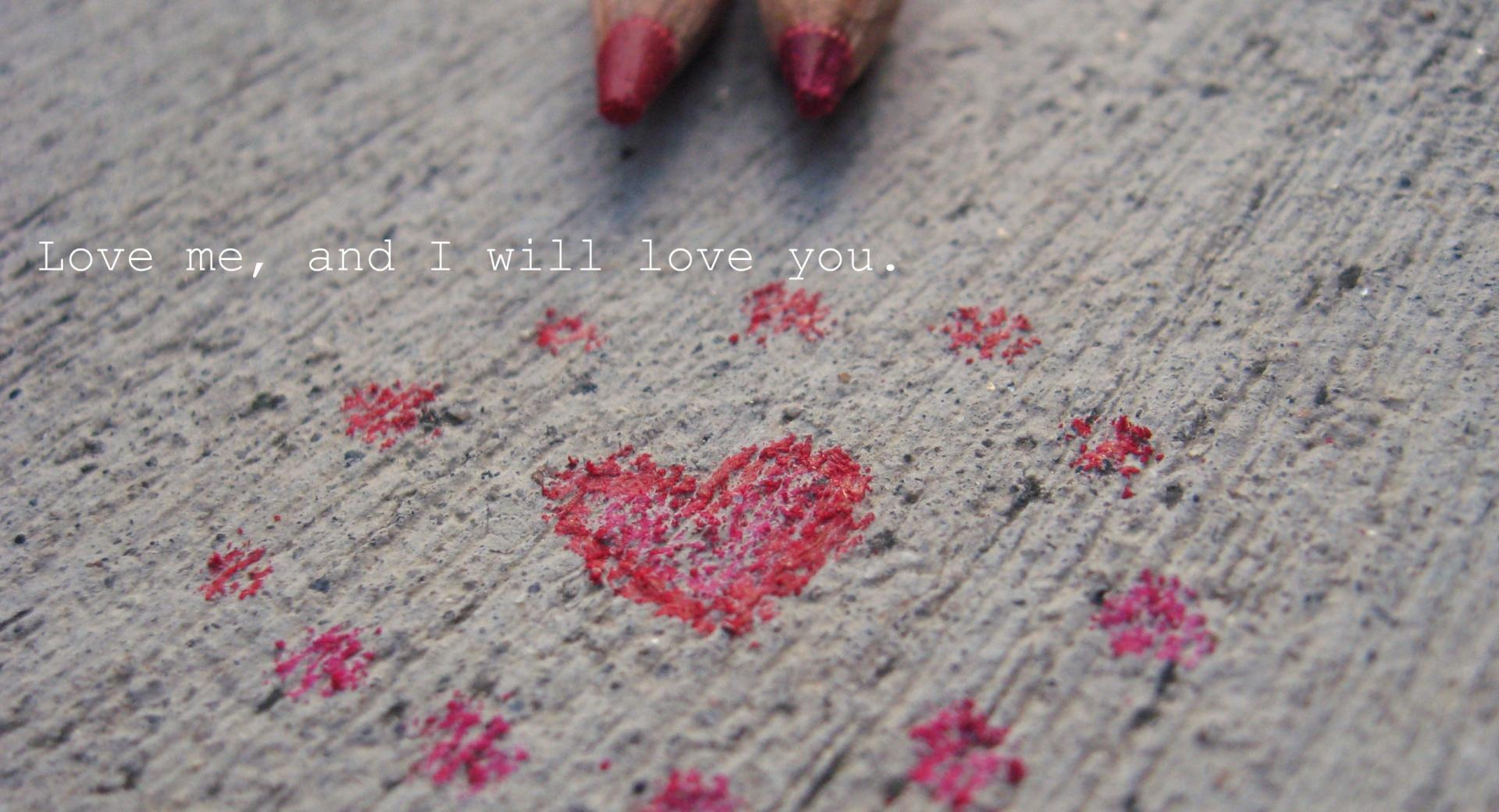 I Will Love You wallpapers HD quality