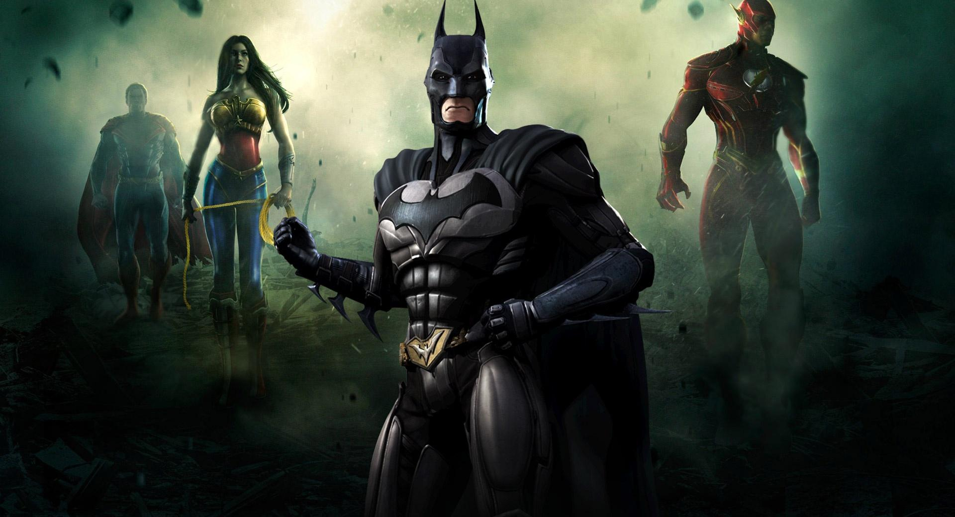Injustice Gods Among Us - Batman wallpapers HD quality
