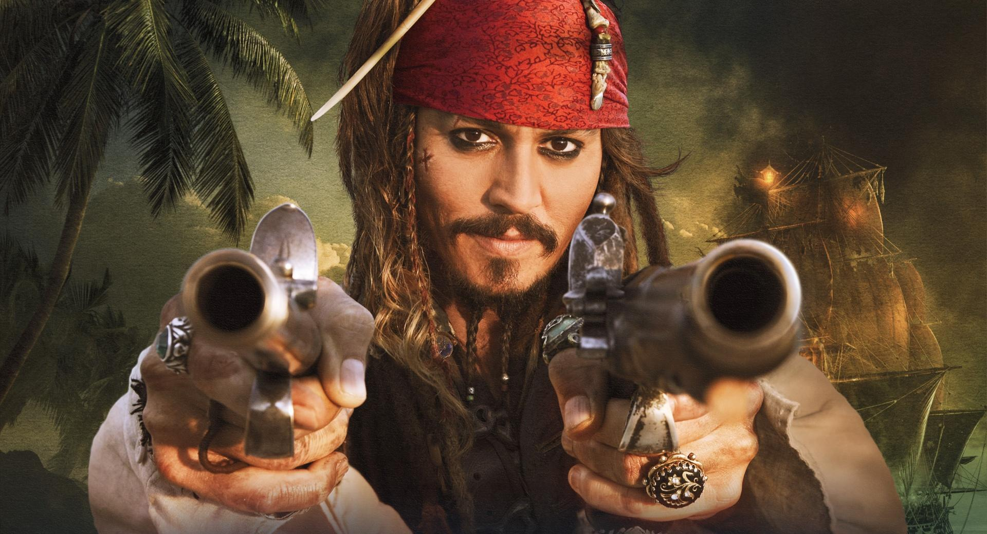 Jack Sparrow wallpapers HD quality