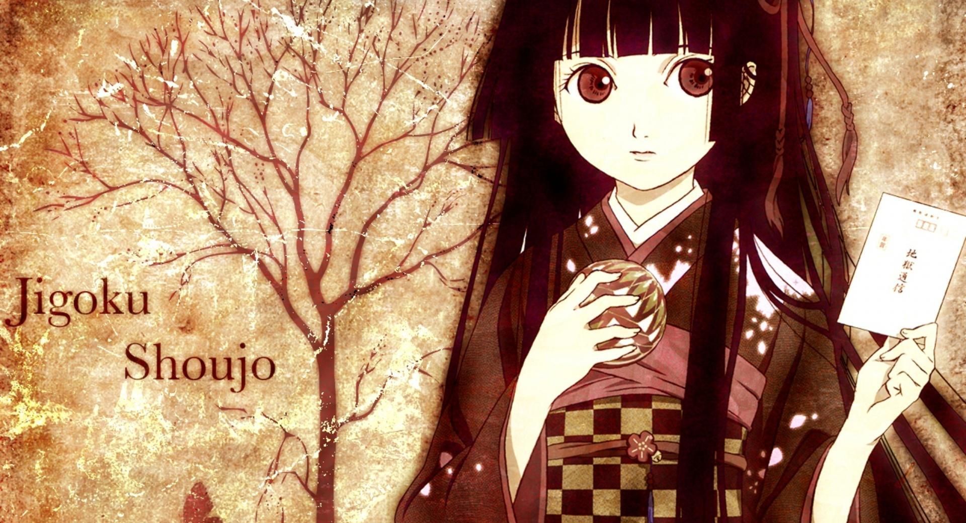Jigoku Shoujo Girl From Hell wallpapers HD quality