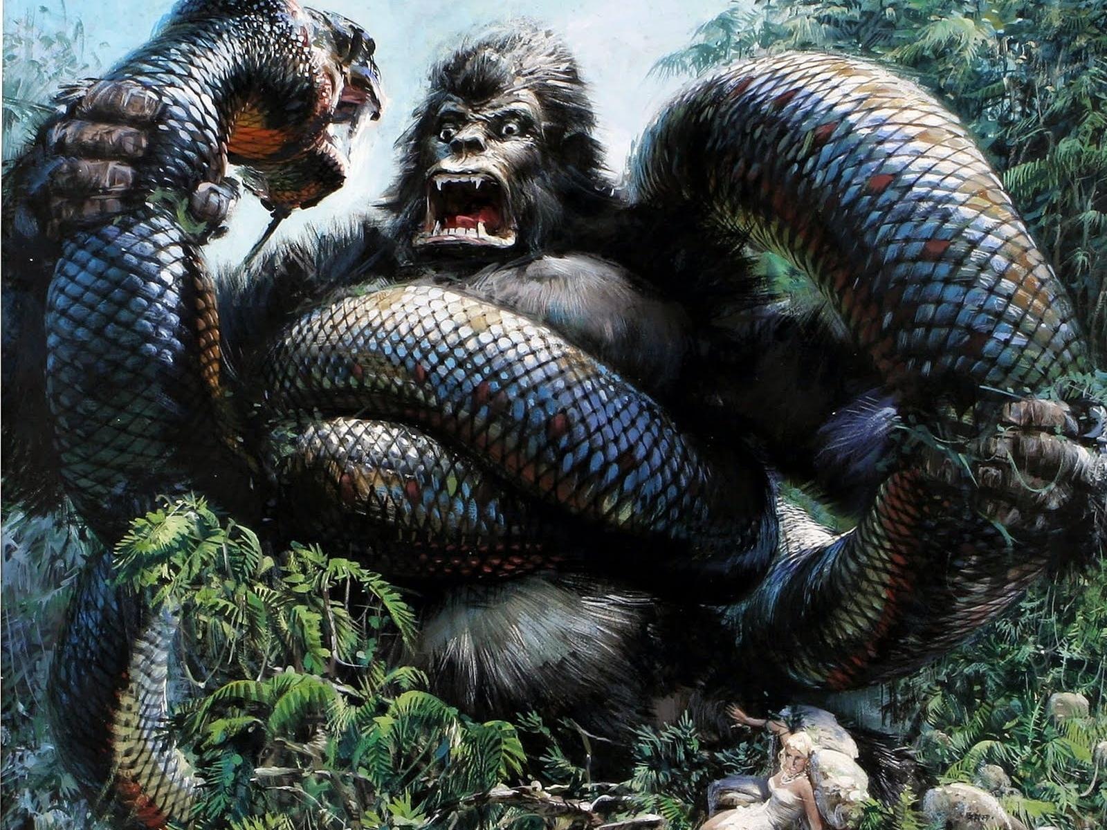 King Kong (1976) wallpapers HD quality